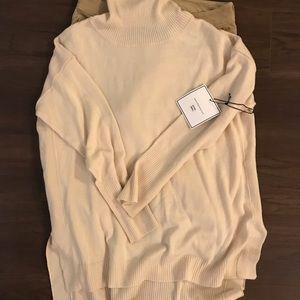 Sweaters - Merino wool tunic